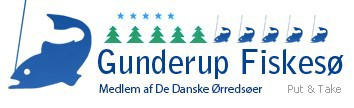 Gunderup Fiskesø - Put and Take fiskesø i Nordjylland